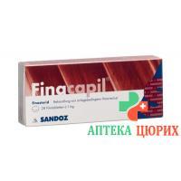 Финакапил 1 мг 28 таблеток покрытых оболочкой