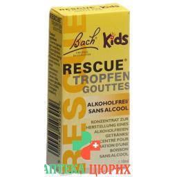 Bachbluten Rescue Kids 10мл