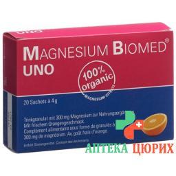 Магний Биомед Уно 20 пакетиков гранулата
