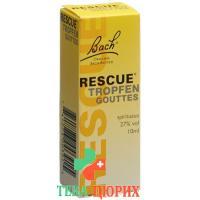 Bachbluten Rescue жидкость 10мл