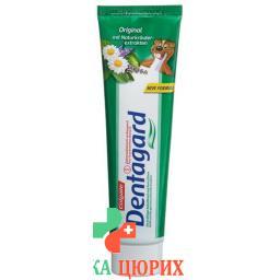 Dentagard зубная паста в тюбике 100мл