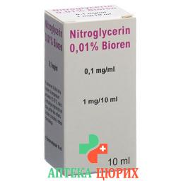 NITROGLYCERIN BIOREN 0.01 %