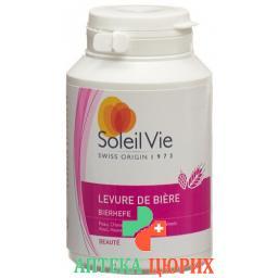 Soleil Vie Bierhefe в таблетках, 100% 240 штук