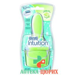 Wilkinson Intuition Plus Rasierer Melon Fresh