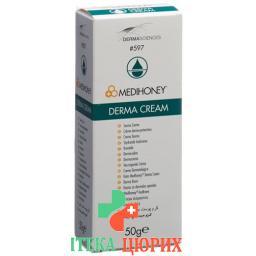 Medihoney Derma крем 50г