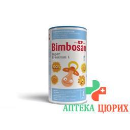 Бимбосан Супер Премиум 1 Молочный порошок первого уровня 400 г
