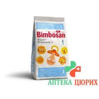 Бимбосан супер премиум 1 молочный порошок400 грамм