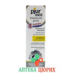 Pjur Med Premium Glide Hypersensibel 100мл