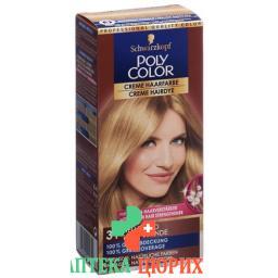 Polycolor крем цвет волос 31 Hellblond 90мл