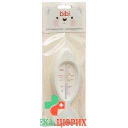 Bibi Badethermometer Plast Fischform
