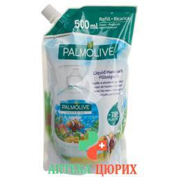 Palmolive Flussigseife Aquarium наполнитель 500мл