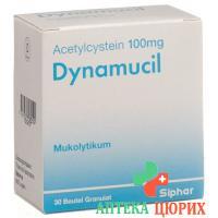 Динамуцил гранулы 100 мг 30 пакетиков