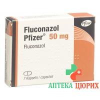 Флуконазол Пфайзер 50 мг 7 капсул