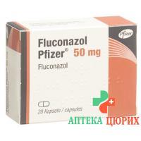 Флуконазол Пфайзер 50 мг 28 капсул