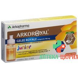 Arkoroyal Probiotiques Kinder 5 Dos