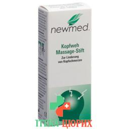 NEWMED KOPFWEH MASSAGE STIFT