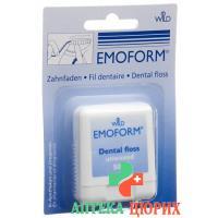 Emoform Zahnfaden Ungewachst 50м