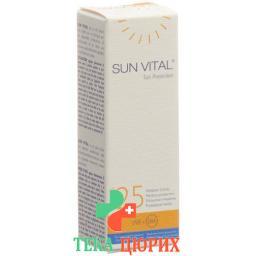Goloy 33 Sun Vital Sonnenschutzfaktor 25 20мл