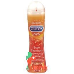 Durex Play Gleitgel Strawberry 50мл