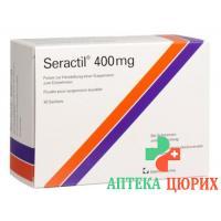 Серактил порошок для пероральной суспензии 400 мг 30 пакетиков