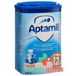 Milupa Aptamil Junior 12+ 800г