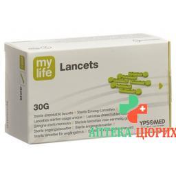 Mylife Lancets Einweglanzetten 200 штук