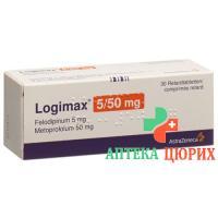 Логимакс 5/50 100 ретард таблеток