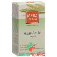 Мерц специал актив для волос 120 драже