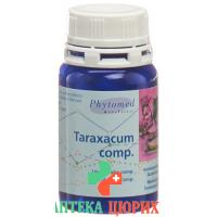 Phytomed Taraxacum Mft в таблетках, M Mineralsalz 100 штук