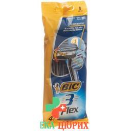 BIC FLEX 3 KLINGENRASIERER