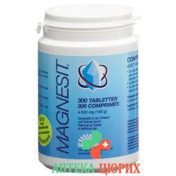 Magnesit Mineralsalz в таблетках, Konzentriert доза 300 штук