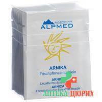 Alpmed Frischpflanzentuchlein Arnika 13 штук