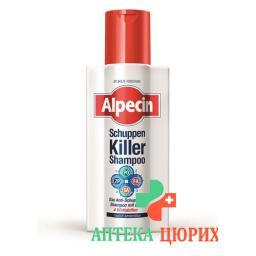 Alpecin Shampoo Schuppen-Killer 250мл
