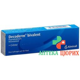 Декодерм Бивалент крем тюбик 20 грамм