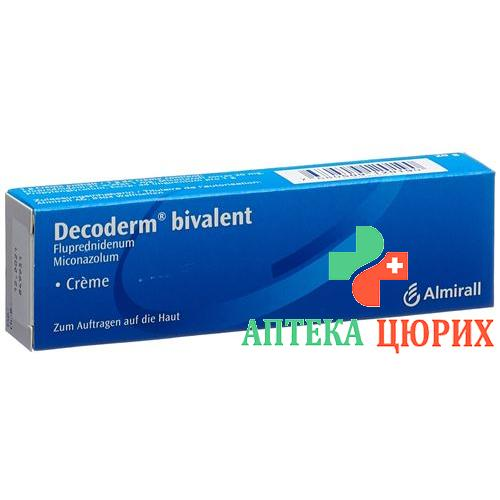 Erfahrungen decoderm tri Decoderm® bivalent