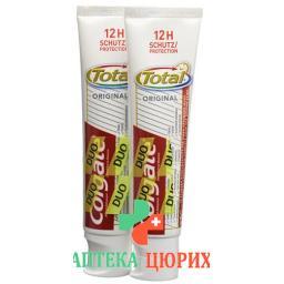 Colgate Total Zahnpasta Duo 2x 100мл
