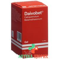 Дайвобет гель 2 x 60 г