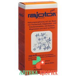 Rajoton Plus жидкость пластиковая бутылка 1000мл
