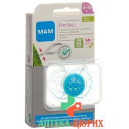MAM Perfect Nuggi 6 bis для 16-месячных