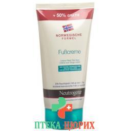 Neutrogena Fusscreme 150мл