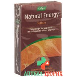 А. Фогель Натуральная энергия ириски со вкусом какао и апельсина 115 г