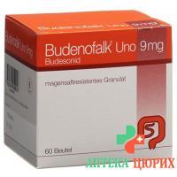 Буденофальк Уно гранулы 9 мг 60 пакетиков