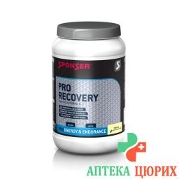 Sponser 50/36 Pro Recovery напиток Vanille доза 900г