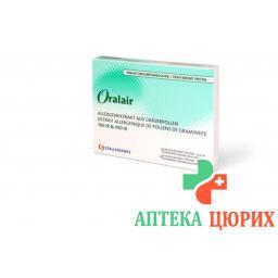 Оралейр Комбипак 100 IR/300 IR 31 сублингвальная таблетка