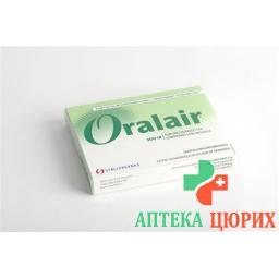 Оралейр 300 IR 30 сублингвальных таблеток