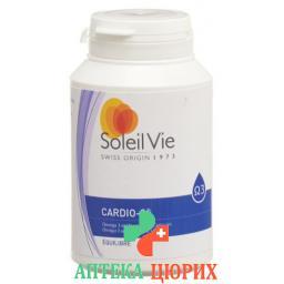 Soleil Vie Cardio 3 в капсулах 685мг 150 штук