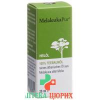 Мелалеука Пур (масло чайного дерева) жидкость 20 мл