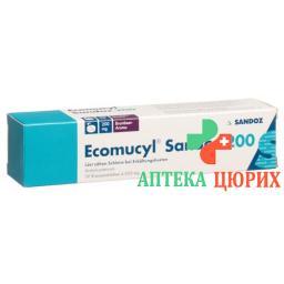 Экомуцил Сандоз 200 мг 30 растворимых таблеток