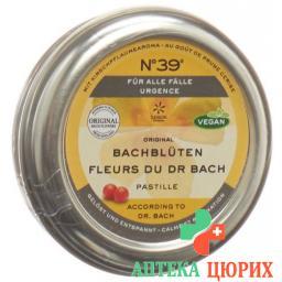 Bioligo Dr. Bach пастилки Notfall доза 50г