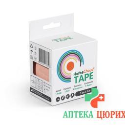 Herbachaud Tape 5смx5m Beige